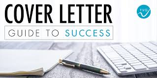 Cover Letter Guide To Success The Vandiver Group Building Brands