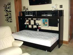 side mount twin murphy bed. Horizontal Murphy Bed Frame Side Mount Twin Bunk Kit Vertical Wall . H