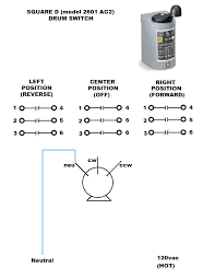 Reverse Switch Wiring Diagram Dayton Drum Switch Wiring Diagram