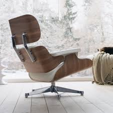 Vitra Lounge Chair In Wei Im Wohndesign Shop
