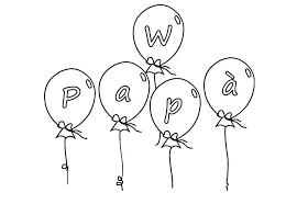 La Scelta Migliore Palloncini Da Colorare Per Bambini Disegni Da