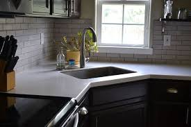 How To Repair And Refinish Laminate Countertops  DIYKitchen Counter With Sink