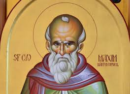 Image result for Maximus the COnfessor