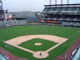 Colorado Rockies Coors Field Seating Chart Interactive Map