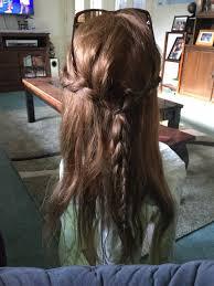 2018 Summer Hairtrends Braid Half Up
