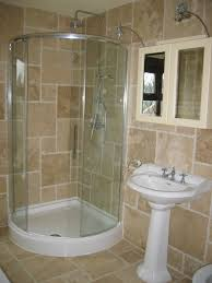 bathroom ideas corner shower design: fantastic small bathroom ideas with corner shower only kuyaroom shower designs for small bathrooms