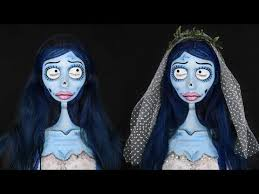 the corpse bride makeup tutorial you