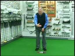 Belly Putter Fitting Chart Ralph Maltby How Putter Length Affects Putting
