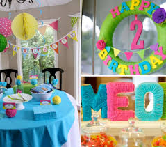 1st birthday party decoration ideas at home home decor