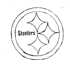 Small Picture 12 Images Of NFL Pittsburgh Steelers Coloring Pages Pittsburgh