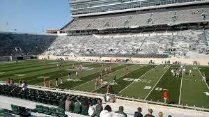 Spartan Stadium Section 7 Rateyourseats Com