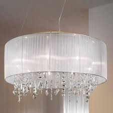 unique chandeliers swag chandelier linen pendant light glass shades fabric drum shade nursery cool mini lamp for empire paper french table dining styles