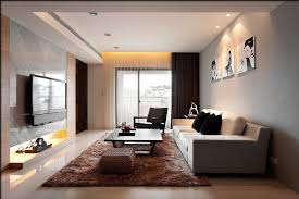 simple living room. simple interior design stunning ideas for small living room in india