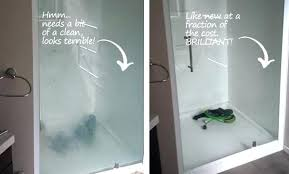 clean soap s off shower door easy glass cleaning from doors cleaner best s