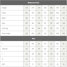 Arena Swim Size Chart Swim Gear Review Arena Carbon Air Jammer