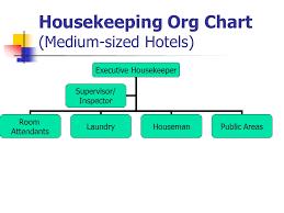 Organizational Chart Of Medium Sized Hotel