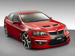 Aussie Holden HSV E2 Range Gets a Facelift - autoevolution