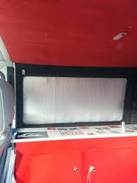 bubble window well covers. Introduction: Camper Van Thermal Window Blinds Bubble Well Covers F