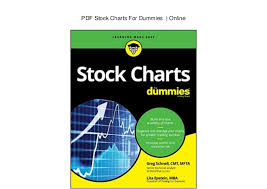 Pdf Stock Charts For Dummies Online