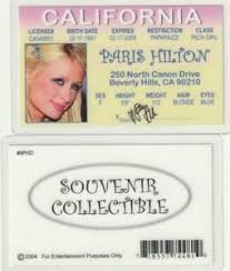 About d Hills Fun I Card 90210 Paris Ca Fake Drivers Details Beverly Hilton Id License