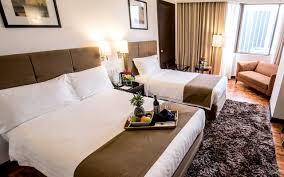 city garden hotel makati executive deluxe twin room