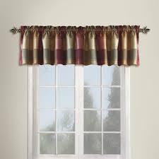 window modern valance living room valances kitchen curtain