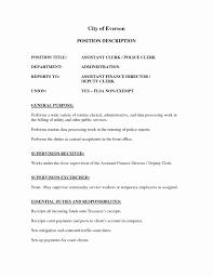 Stock Clerk Job Description For Resume Stocker Resume Sample Luxury Stock Manager Job Description 17