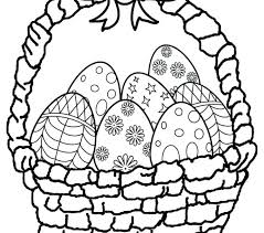 Easter Egg Pictures To Print And Colour Houseofhelpccorg