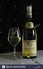 Light Burgundy Wine A Bottle Of Maison Louis Jadot Bourgogne Chardonnay 2002