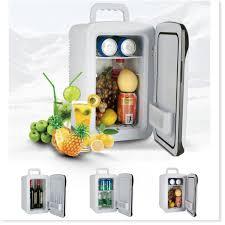 Tủ lạnh mini 12 lít sử dụng trên ô tô hoặc tại nhà làm lạnh -2 độ C