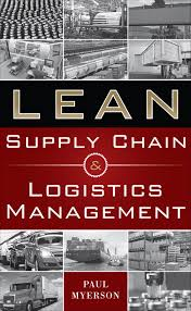 Designing And Managing The Supply Chain Ebook Lean Supply Chain And Logistics Management
