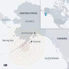 Tsunami warnings lifted after Alaska ...