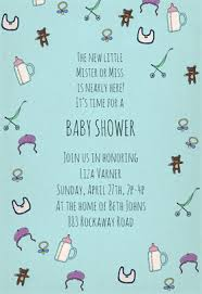 Baby Shower Invitations Template Baby Shower Invitations Templates The Grid System