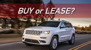 buy lease cars should you buy or lease new cars for sale in edmonton
