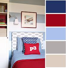 bedroom colors blue and red. Choosing Fabrics And Colours For Older Boys: Navy, Red, Dusty Blue Greige | Blossom Heart Quilts Bedroom Colors Red