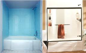 change bathtub to shower replacement bathtubs install bathtub shower doors