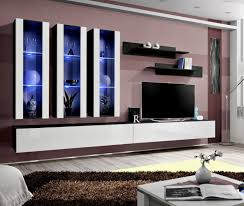 idea e4 modern tv wall unit