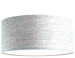 drum lamp shade frame kit shades extra large for chandelier grey long modern textured lighting licious