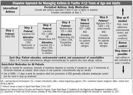 Managing Asthma In Children 12 Years Of Age And Adults
