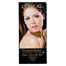 item 1 l oreal star secrets makeup kit doutzen kroes 3 eye shadows blush lipstick l oreal star secrets makeup kit doutzen kroes 3 eye shadows