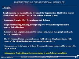 the dynamics of people and organizations ppt video online  understanding organizational behavior