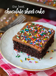 vanilla texas sheet cake the best chocolate sheet cake lil luna