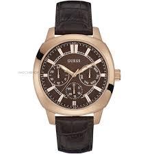 "men s guess prime watch w0660g1 watch shop comâ""¢ mens guess prime watch w0660g1"