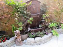 21 backyard wall fountain ideas to wow