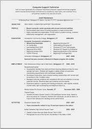 computer support technician resume 9 sample resume for computer technician payment format