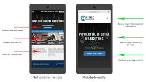 Mobile First Design Examples How To Make Your Website Optimized For Googles Mobile First
