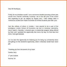 sample thank you letter for scholarship thank you letter for scholarship donor sample