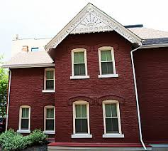 Dave Shaver/flickr. Dave Shaver/flickr. Thinking about painting your brick  house?