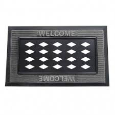 decorative rubber floor mats. Beautiful Mats Decorative Gray Sassafras Mat Tray With Rubber Floor Mats O