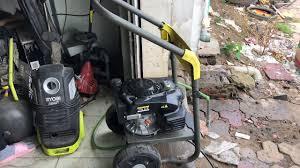 Máy rửa xe karcher chạy xăng G2500DCEAUS - YouTube